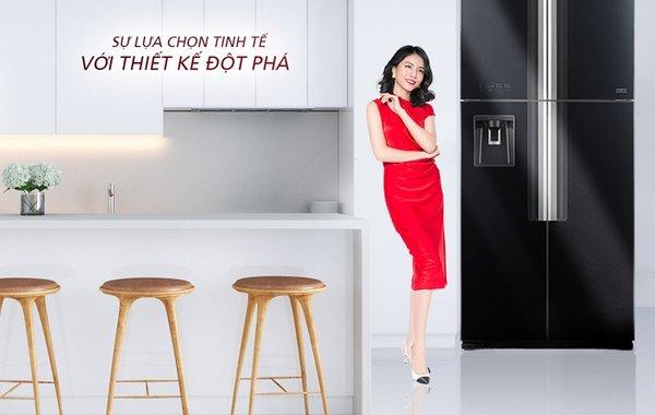Tại sao nên chọn mua tủ lạnh Hitachi