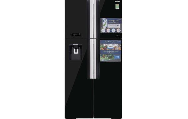 Phân biệt tủ lạnh hitachi R-FW660PGV7 và R-FW690PGV7X