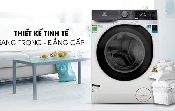 Tổng hợp máy giặt Electrolux mới nhất hiện nay
