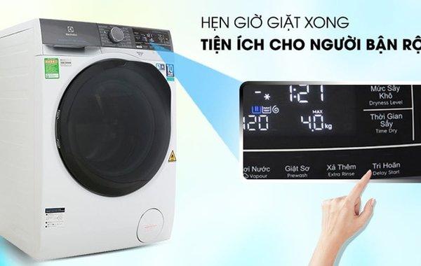 Công nghệ giặt mới nhất trên máy giặt Electrolux