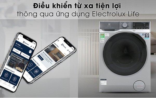 Một số tiện ích thường gặp trên máy giặt