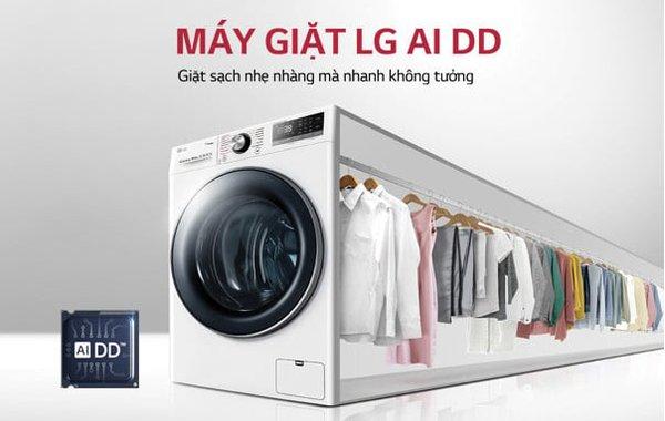 Một số đặc điểm nổi bật khiến máy giặt LG hút khách