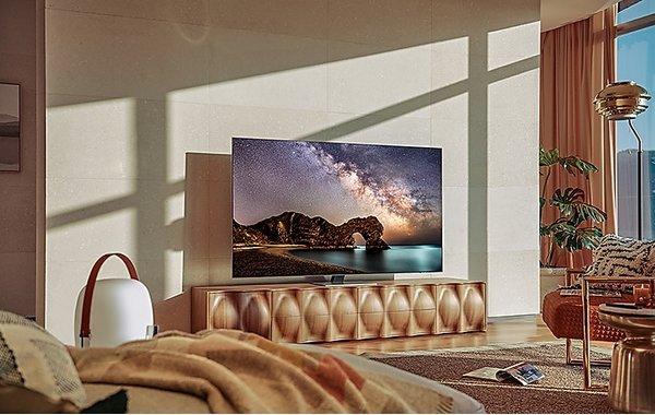 Các dòng tivi NEO QLED Samsung năm 2021