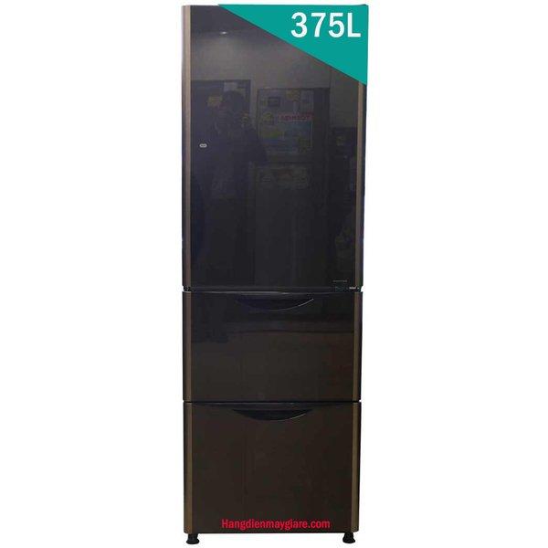 Tủ lạnh Hitachi Inverter 375 lít R-SG38PGV9X (GBW)