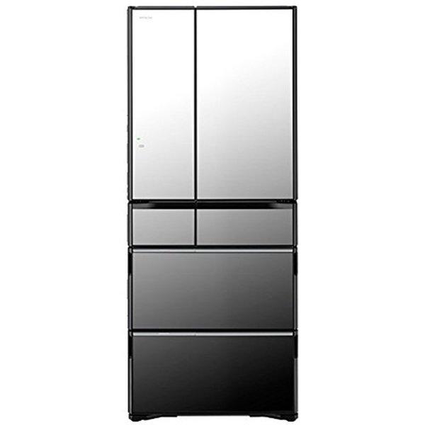 Tủ lạnh Hitachi R-WXC62N (X) 615 lít 6 cửa - Nội địa Nhật