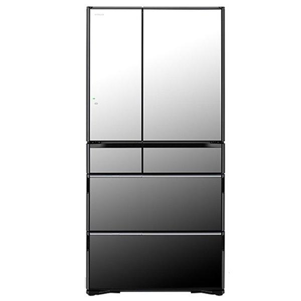 Tủ lạnh Hitachi R-WX6700G (X) 670 lít 6 cửa - Nội địa Nhật