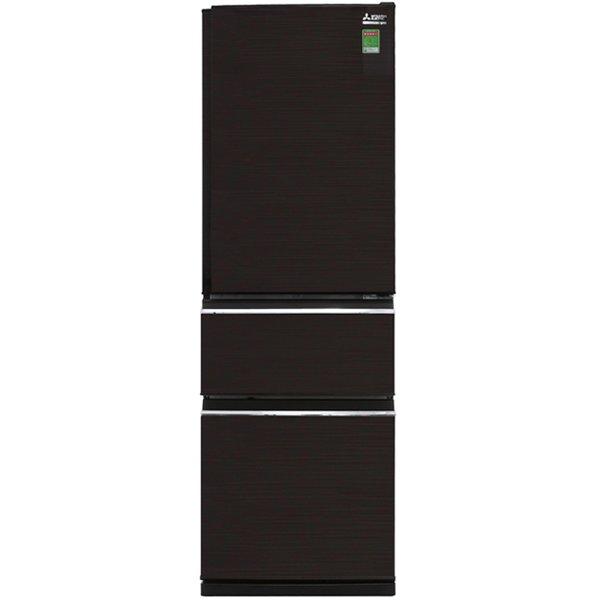 Tủ lạnh Mitsubishi MR-CX35EM-BRW 272 lít 3 cửa Inverter