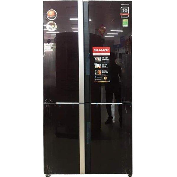 Tủ lạnh Sharp SJ-FX688VG-RD 678 lít Inverter