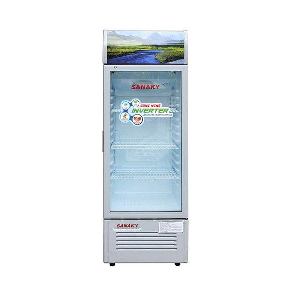 Tủ Mát Sanaky VH-259K3 210 lít Inverter