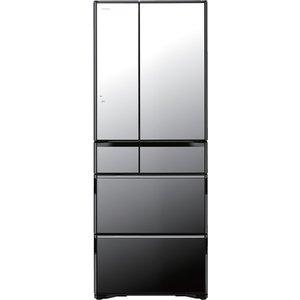 Tủ lạnh Hitachi 536 lít R-G520GV (X) 6 cửa