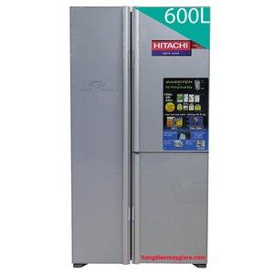 Tủ lạnh Hitachi R-FM800PGV2 (GS) 600 lít Inverter