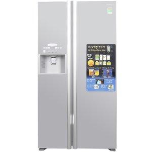 Tủ lạnh Hitachi R-FS800GPGV2 (GS) 605 lít