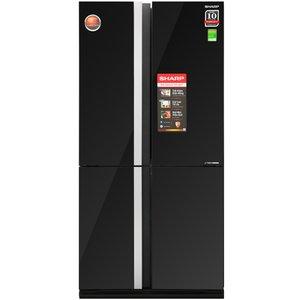 Tủ lạnh Sharp 605 lít SJ-FX688VG-BK Inverter