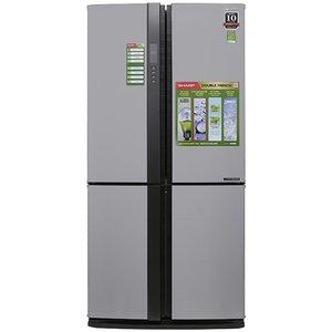Tủ lạnh Sharp SJ-FX631V-SL 626 lít 4 cửa Inverter