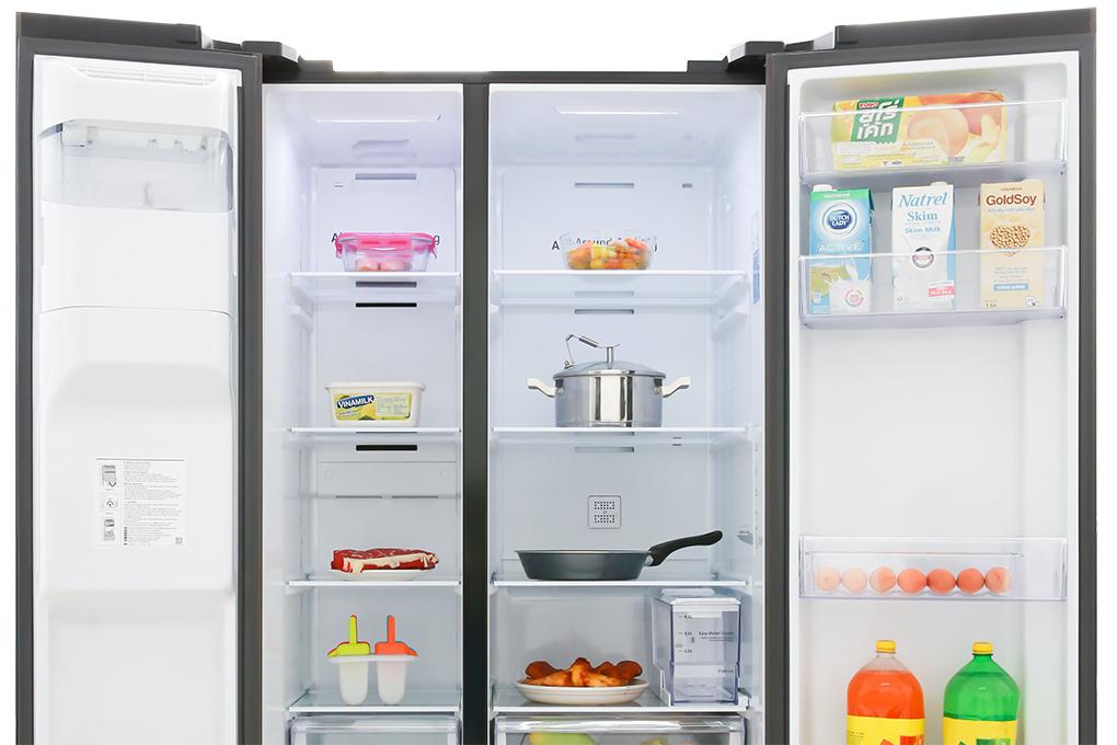 Tủ lạnh Samsung RS64R53012C 660 lít