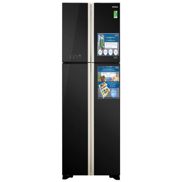Tủ lạnh Hitachi R-FW650PGV8 (GBK) 509 lít Inverter