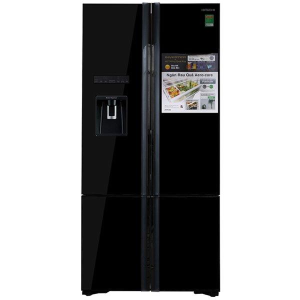 Tủ lạnh Hitachi 587 lít R-FWB780PGV6X (GBK)