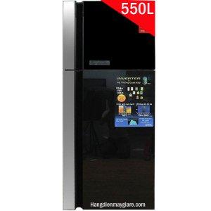 Tủ lạnh Hitachi 550 lít R-FG690PGV7X (GBK) Inverter