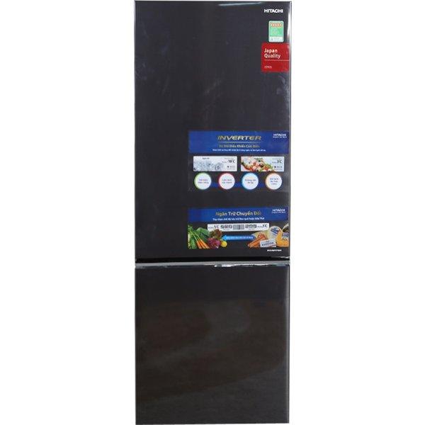 Tủ lạnh Hitachi 275 lít R-B330PGV8 (BBK) Inverter