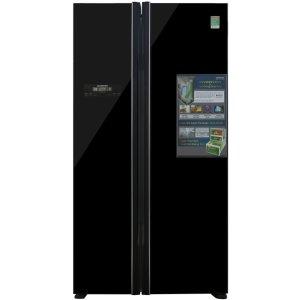 Tủ lạnh Hitachi R-FS800PGV2 (GBK) 605 lít Inverter
