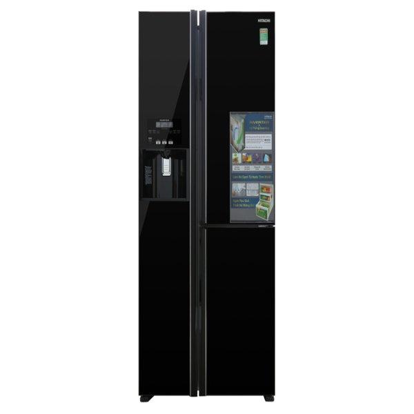 Tủ lạnh Hitachi R-FM800GPGV2 (GBK) 584 lít 3 cửa Inverter