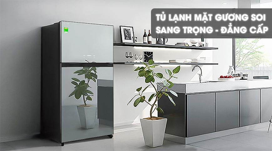 Tủ lạnh Toshiba GR-AG66VA (X) 608 lít Inverter