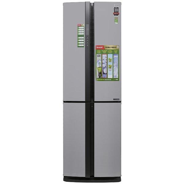 Tủ lạnh Sharp SJ-FX680V-ST 605 lít 4 cửa Inverter