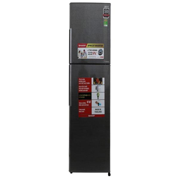 Tủ lạnh Sharp SJ-X346E-DS 342 lít 2 cửa Inverter