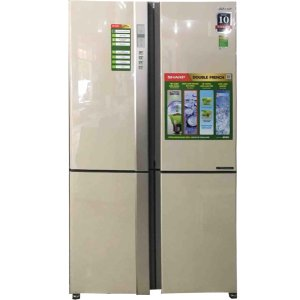 Tủ lạnh Sharp SJ-FX630V-BE 626 lít 4 cửa Inverter