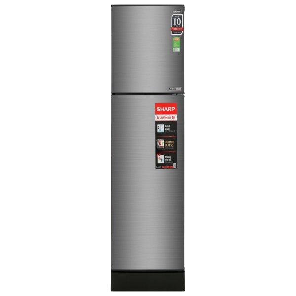 Tủ lạnh Sharp SJ-X201E-DS 196 lít 2 cửa Inverter