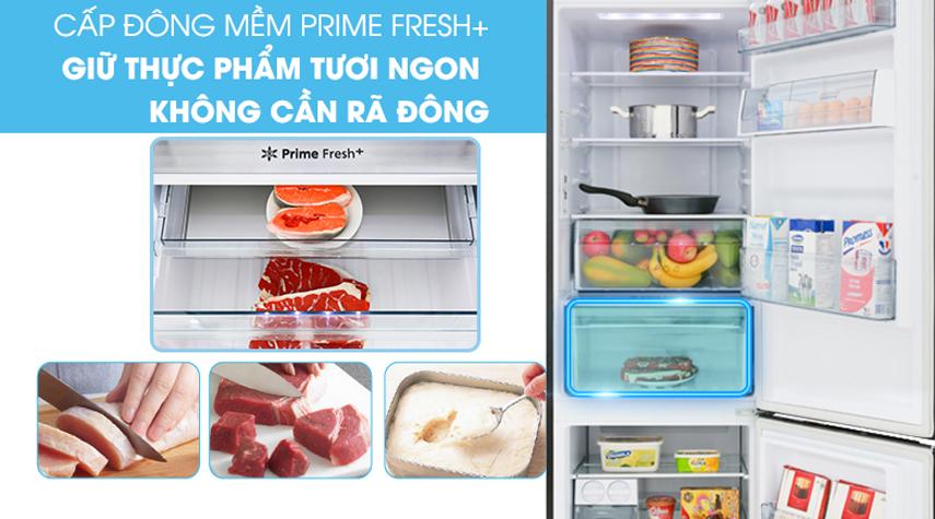 Tủ lạnh Panasonic NR-BV320QSVN 290 lít