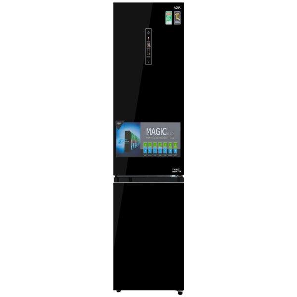 Tủ lạnh Aqua AQR-IG338EB (GB) 317 lít Inverter