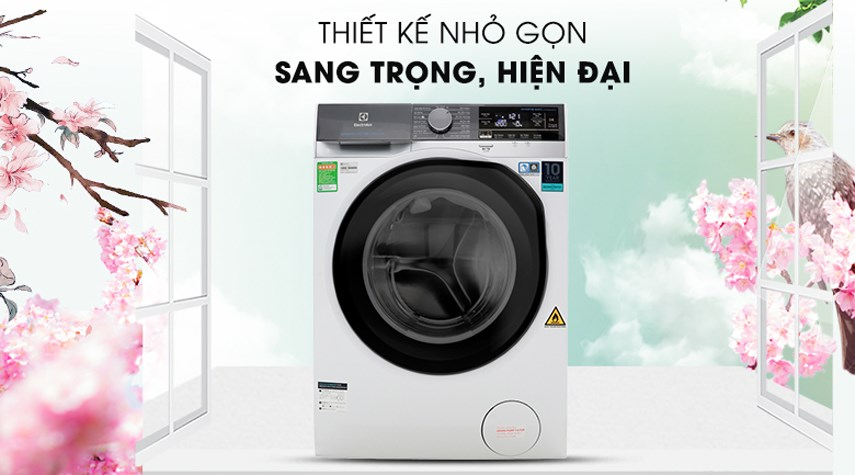 Máy giặt sấy Electrolux EWW8023AEWA 8/5 Kg Inverter