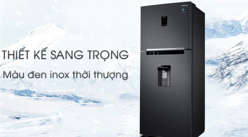 Tủ lạnh Samsung RT35K5982BS/SV 373 lít 2 cửa Inverter