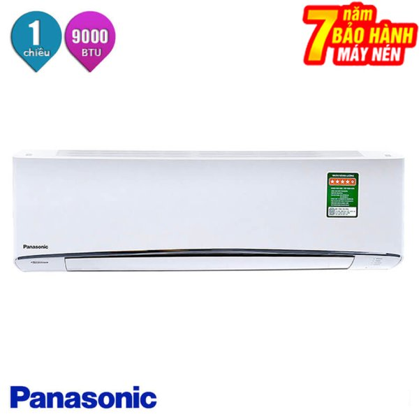 Điều hòa Panasonic Inverter XPU9WKH-8 9000Btu 1 chiều