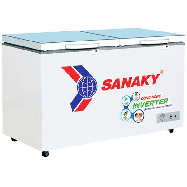 Tủ đông Sanaky VH-2599A4KD 250 lít Inverter
