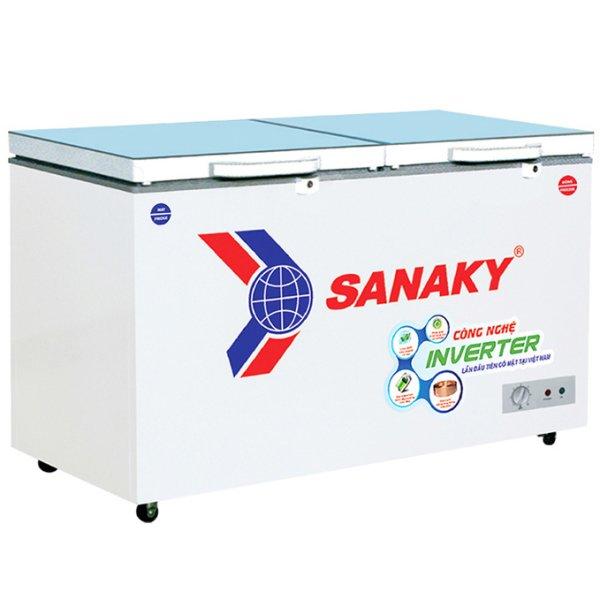 Tủ đông Sanaky 400 lít VH-4099W4KD Inverter