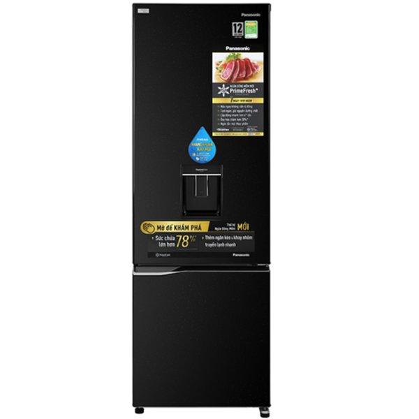 Tủ lạnh Panasonic NR-BC360WKVN 322 lít