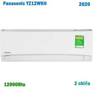 Điều hòa Panasonic Inverter 12000Btu 2 chiều YZ12WKH-8