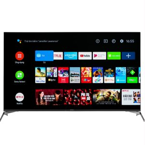 Android Tivi Sony 55 inch KD-55X9500H 4K mới 2020