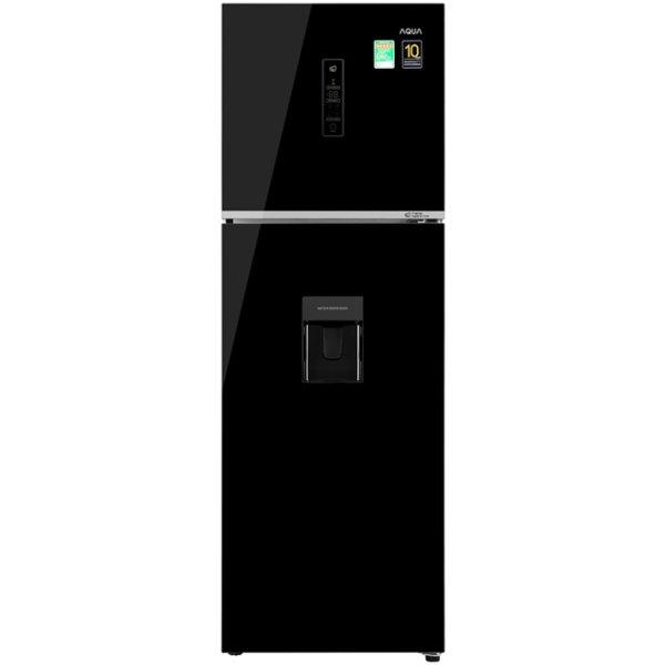 Tủ lạnh Aqua AQR-T369FA (WGB) 318 lít Inverter