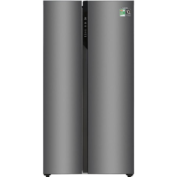 Tủ lạnh Aqua Inverter AQR-S541XA (SG) 541 lít