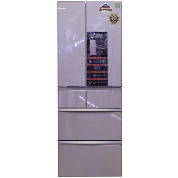 Tủ lạnh Mitsubishi 506 lít MR-WX52D (F) 6 cửa