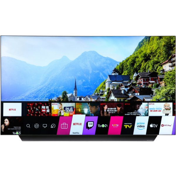 Smart Tivi OLED LG 48C1PTB 48 inch 4K