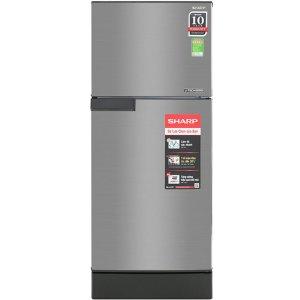 Tủ lạnh Sharp SJ-X176E-SL 165 lít Inverter