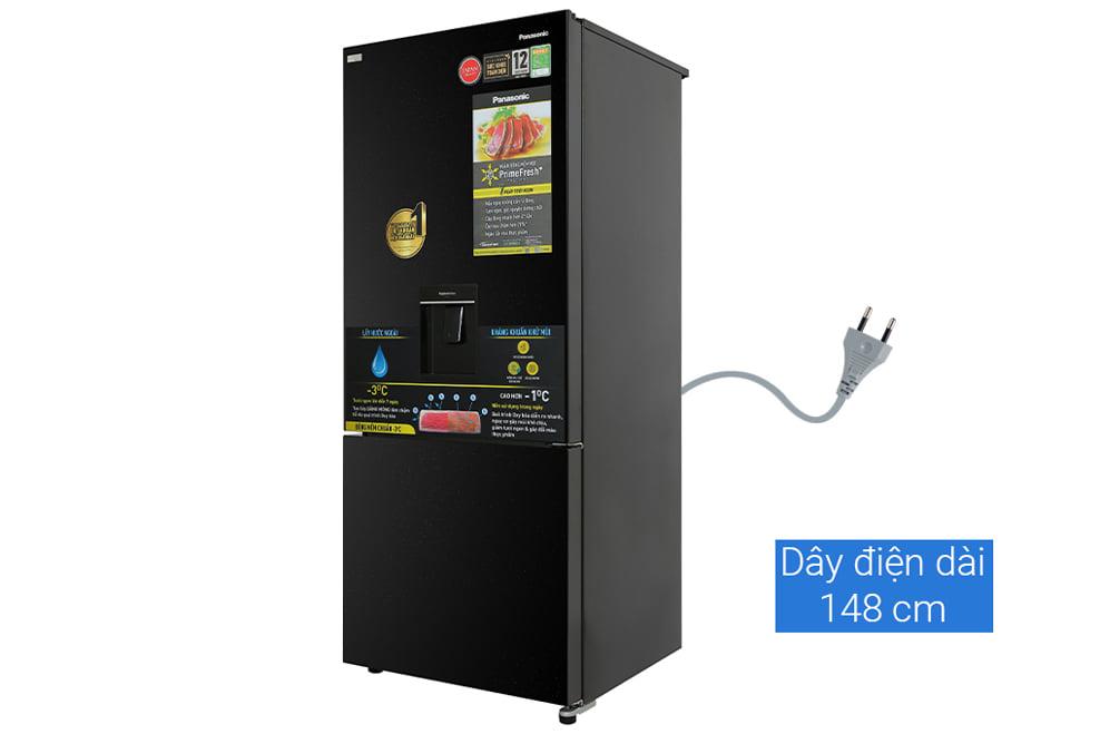 Tủ lạnh Panasonic NR-BX421GPKV 377 lít Inverter