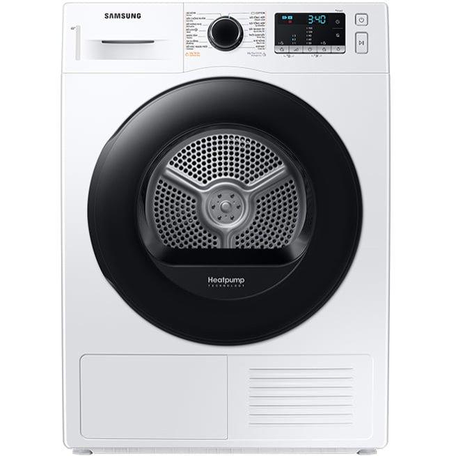 Máy sấy bơm nhiệt (Heatpump) Samsung DV90TA240AE/SV 9Kg