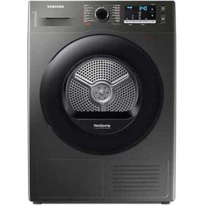 Máy sấy bơm nhiệt (Heatpump) Samsung DV90TA240AX/SV 9Kg