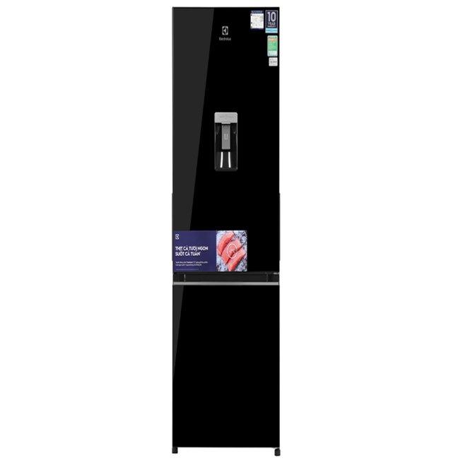 Tủ lạnh Electrolux EBB3462K-H 308 lít Inverter