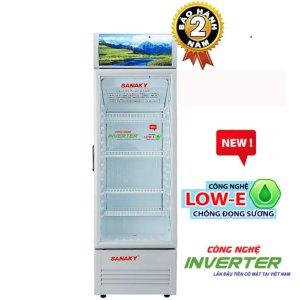 Tủ mát Sanaky VH-218K3L 180 lít Inverter
